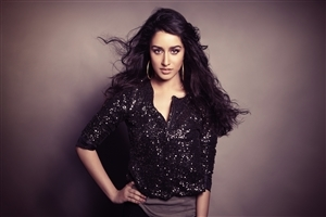 Actress Shraddha Kapoor Desktop Background Wallpaper