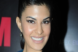Beautiful Smile Face of Actress Jacqueline Fernandez