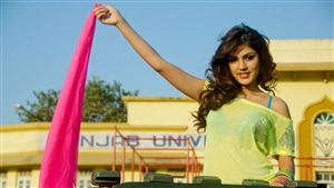 Cute Pic of Rhea Chakraborty Heroine