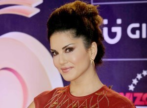 Cuteness of Sunny Leone Photo