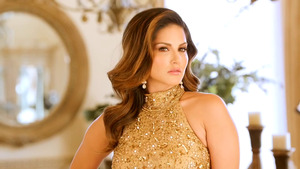 Indian Famous Celebrity Sunny Leone Photo