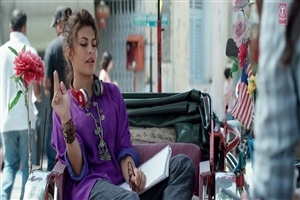 Jacqueline Fernandez as Ayesha in Hindi Bollywood Movie Roy HD Wallpapers