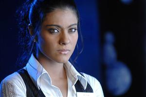 Kajol Closeup Face