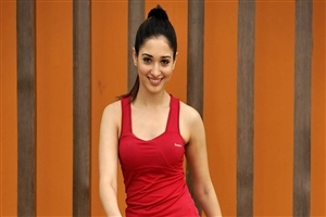 Tamannaah Bhatia Cute Smile Photo