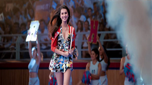 Tara Sutaria Smile Face in Film Student of the Year 2