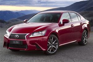 2012 Lexus GS GS350 HD Car Wallpaper