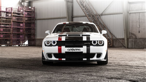 2019 Geiger Dodge Challenger SRT Hellcat Cerberus 5K Car Wallpaper