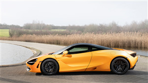 2019 McLaren 720S Superb Yellow Car