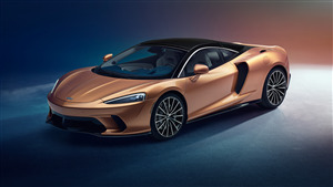 2019 Mclaren GT Superlight 8K Car Wallpaper