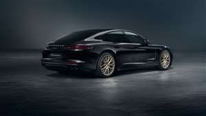 2019 Porsche Panamera 4 Edition 10 Car Wallpaper