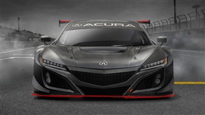 2019 Upcoming Acura NSX GT3 Evo Car