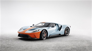 2019 Upcoming Superb Interior Ford GT Heritage Edition Car
