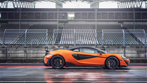 5K Image of 2019 McLaren 600LT Spider Car