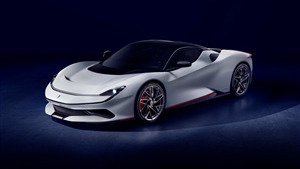 5K Wallpaper of 2019 Pininfarina Battista Car