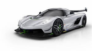 8K Wallpaper of 2019 Koenigsegg Jesko Prototype  Car