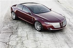 Lincoln MKR 2007
