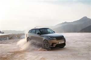 Range Rover Velar 4K Resolution Wallpaper