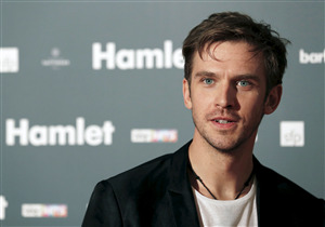 Dan Stevens English Actor Ultra HD Wallpaper