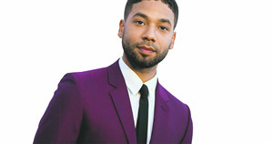 Jussie Smollett Actor Wallpaper
