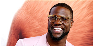 Kevin Hart American Comedian Photo