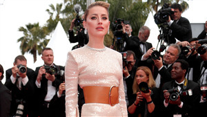 Amber Heard Celebrity in Cannes Film Festival 2019 HD Wallpapers