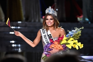 Ariadna Gutierrez Colombian Fashion Model Runner up in Miss Universe 2015 Wallpapers
