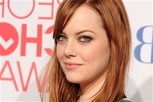 Beautiful American Emma Stone Face Closeup Actress HD Wallpapers
