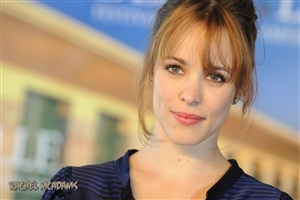 Beautiful Famous Canadian Actress Rachel McAdams HD Wallpaper