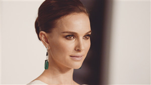 Beautiful Natalie Portman Actress 4K Wallpapers