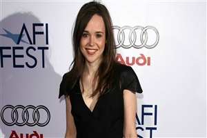 Beautiful Popular Canadian Actress Ellen Page HD Photos