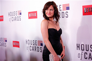 Carla Gugino American Actress HD Wallpaper