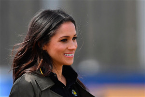 Cute Smile of Meghan Markle HD Wallpapers