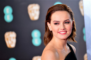 Daisy Ridley English Actress 4K Wallpaper