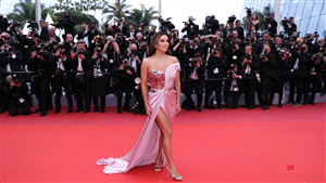 Eva Longoria in Cannes Film Festival 2019 4 Wallpaper