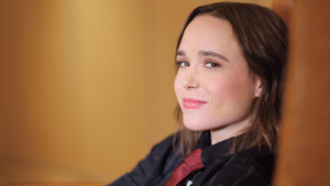 HD Photography Image of Ellen Page Actress
