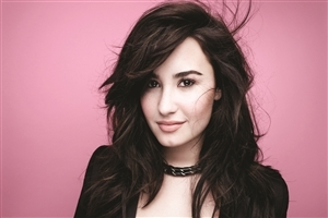 HD Wallpaper of Demi Lovato Singer