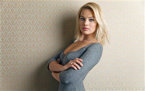 Hot Look of Margot Robbie Actress HD Wallpapers