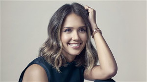 Jessica Alba Actress 4K Wallpaper