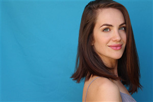 Kate Siegel American Actress Wallpaper