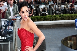 Michelle Rodriguez in Award Photo
