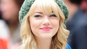 Pretty Cute Face of Emma Stone HD Photos