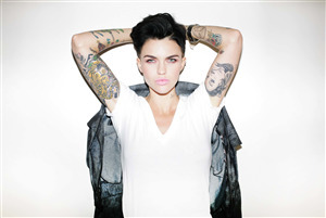 Ruby Rose Actress Tattoo Wallpapers