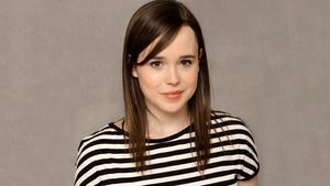 Sweet and Fine Ellen Page HD Wallpaper