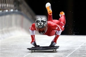2018 Olympic Skeleton Wallpaper