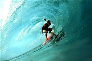 A Man Surfing Wallpapers
