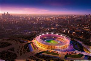 HD London Olympic 2012 Games Ground