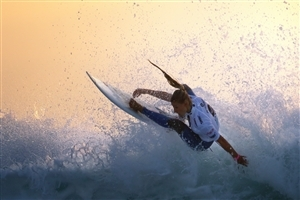 Surfing in Water Sport Wallpaper