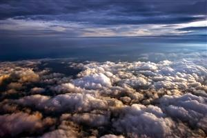 Above Cloud Wallpaper