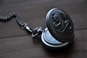 Beautiful Pocket Watch HD Wallpaper