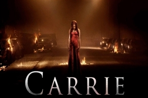 Carrie Upcoming 2014 Hollywood Horror Movie Wallpaper
